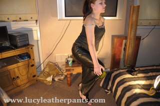 girl-hands-on-knee-in-leather-pants